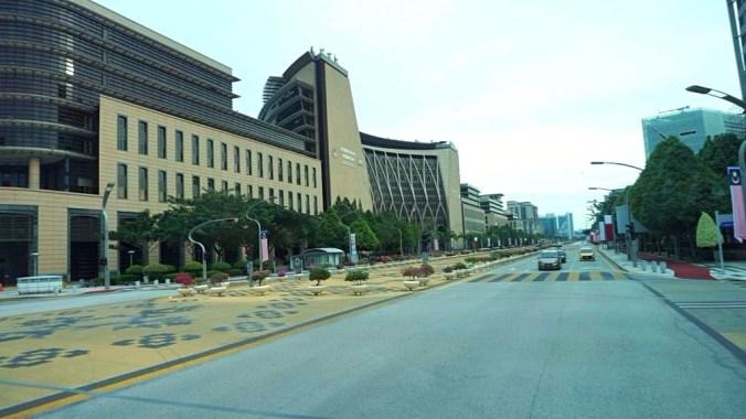 Malaezia - Putrajaya buildings