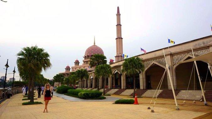 Malaezia - Putrajaya moschee