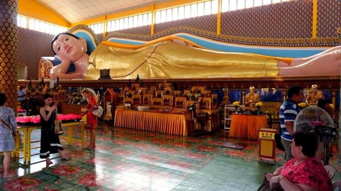 Penang - burmese temple2