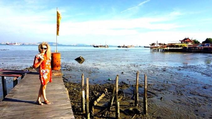 Penang - chew jetty2