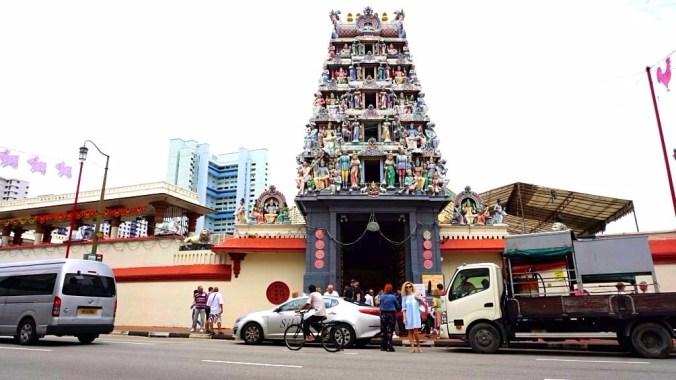 Singapore - Hindu temple