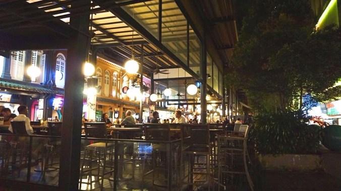 Singapore - street food