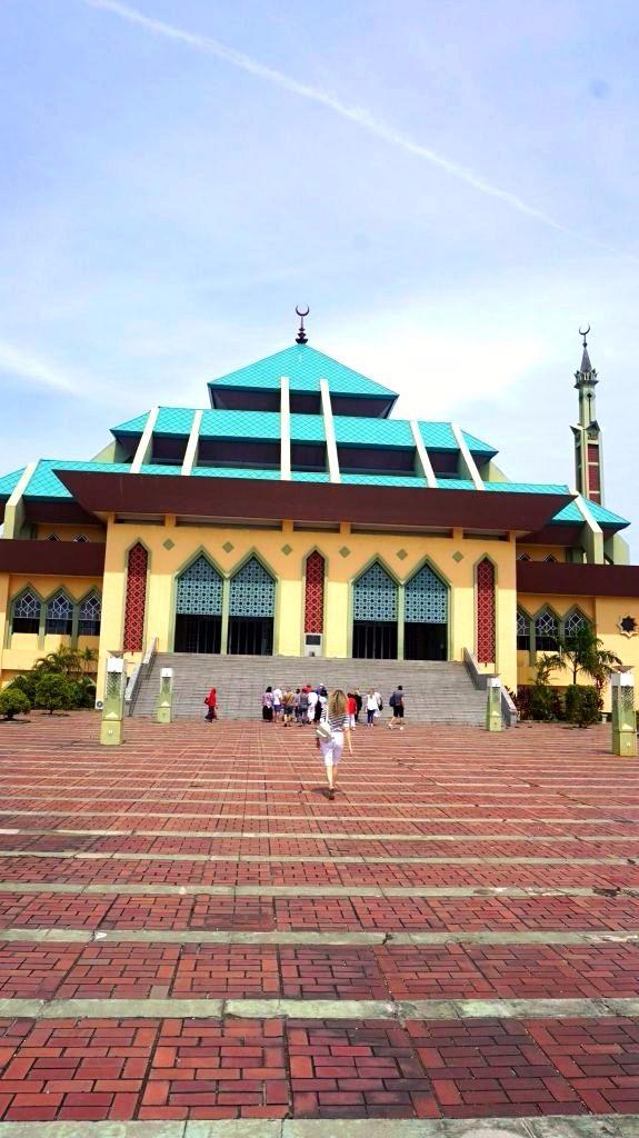 Indonezia - Mesjud Raya1
