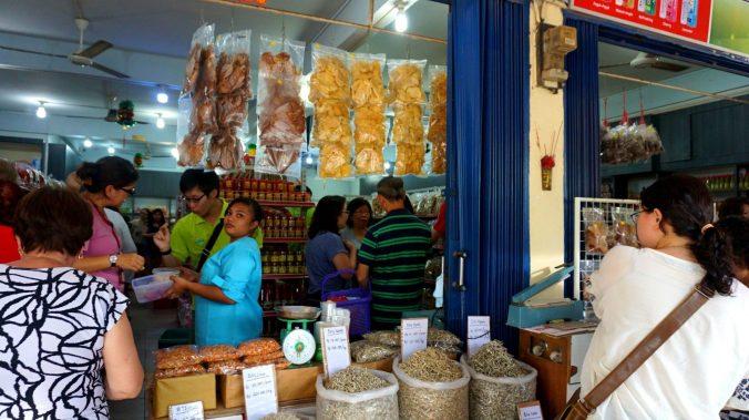 Indonezia - fish store