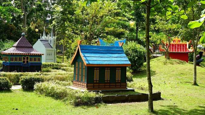 Indonezia - mini houses
