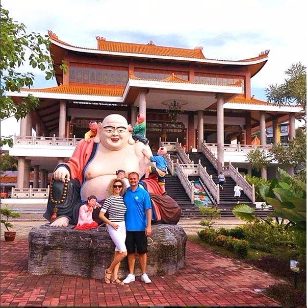 Indonezia - temple