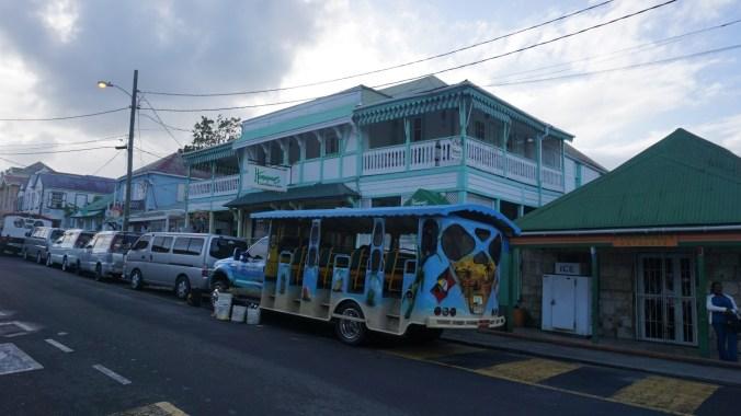 Antigua si Barbuda - street