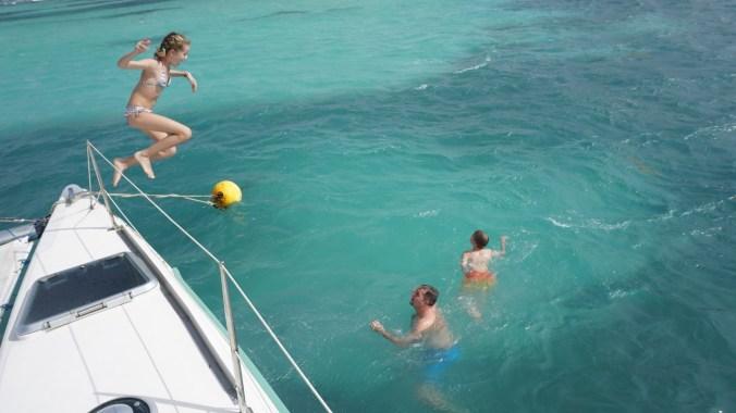 Guadeloupe - catamaran4