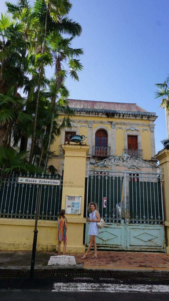 Guadeloupe - scholecher museum