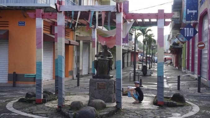 Guadeloupe - velo lollia