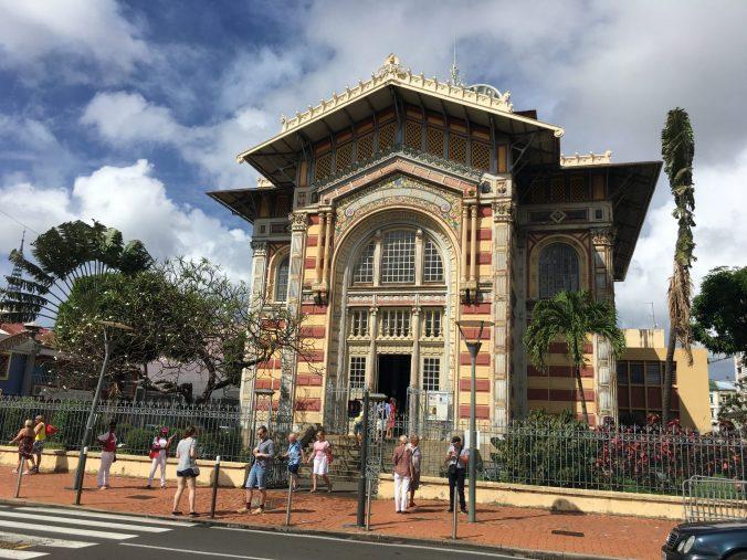 Martinica - Scholecher library