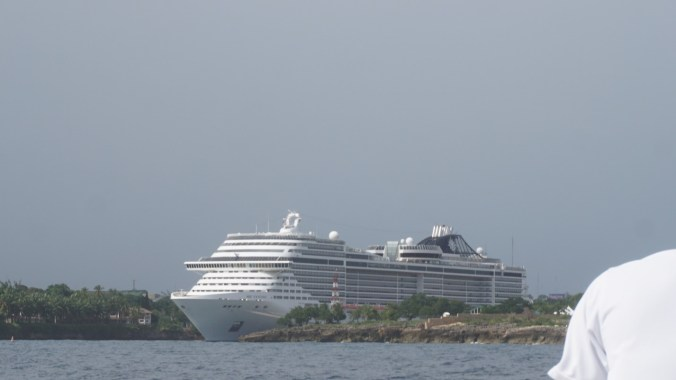 Republica Dominicana - msc fantasia