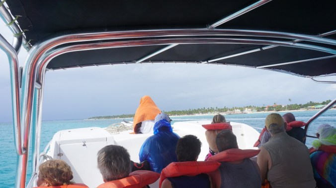 Republica Dominicana - speed boat3