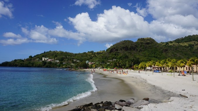 Saint Vincent si the Grenadines - beach2