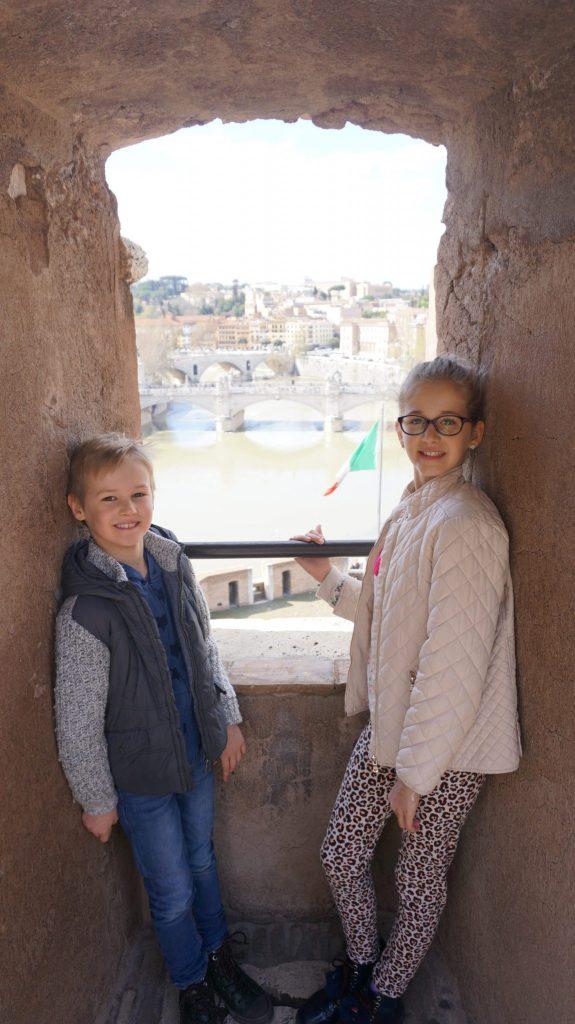 Roma - Castle Sant'Angelo2