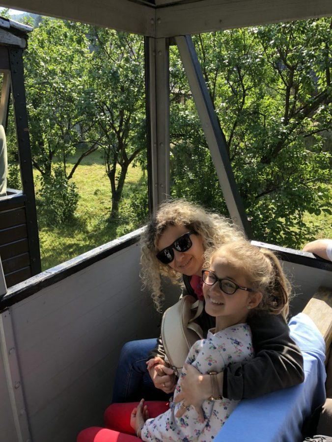 Mocanita - train3