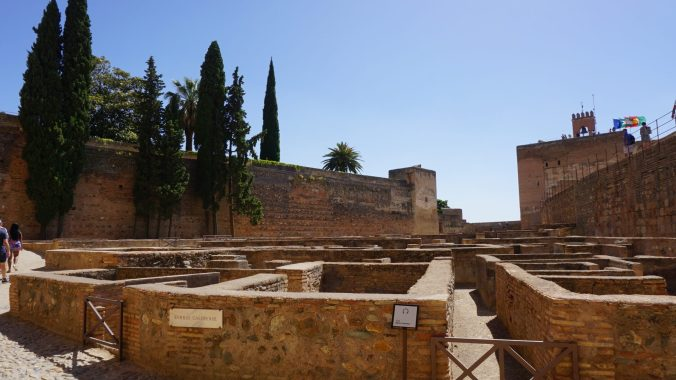 Alhambra- alcazaba1