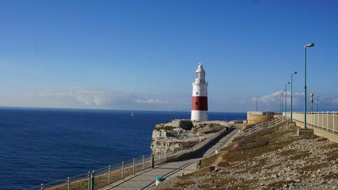 Gibraltar - europe point