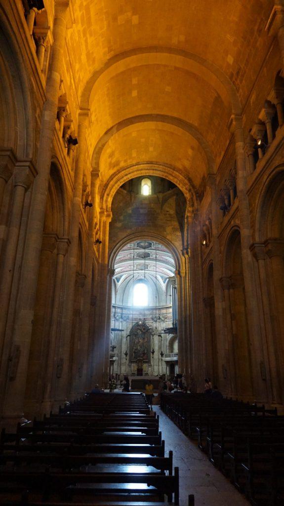 Lisabona - se cathedral1