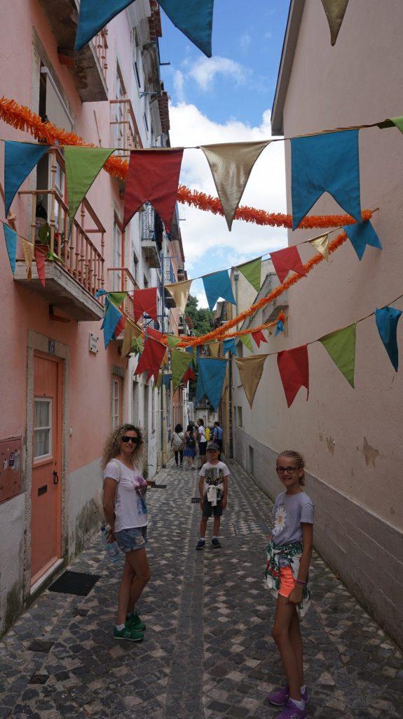 Lisabona - street1