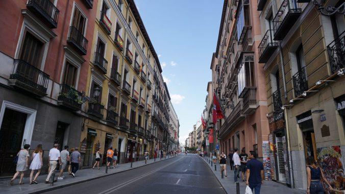 Madrid - streets3