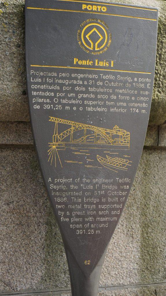Porto -ponte louis I