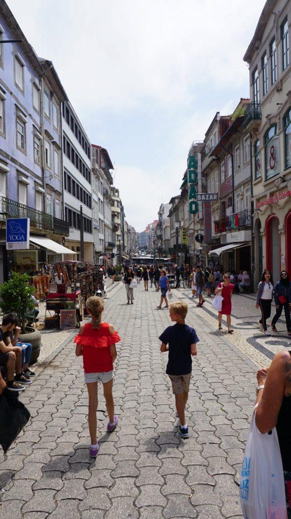 Porto - santa caterina street