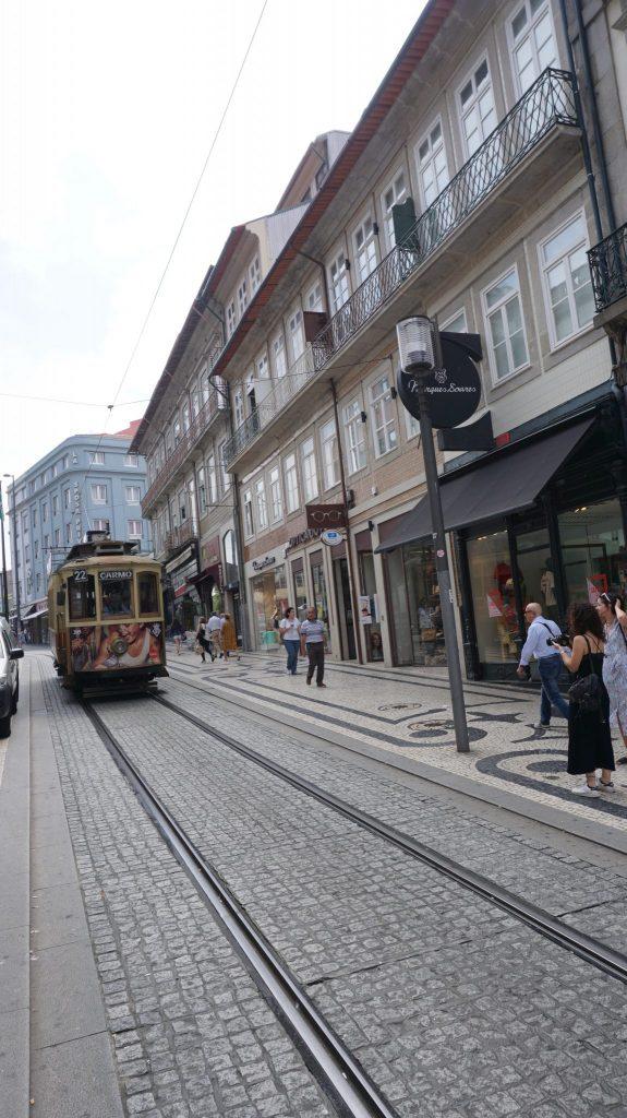 Porto -tram22