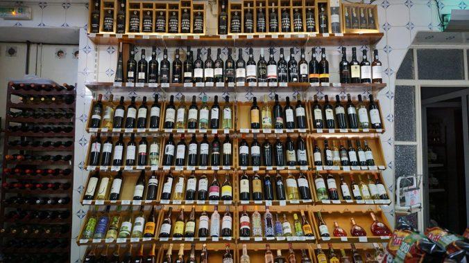 Porto - wines