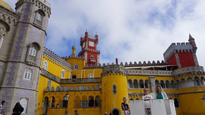 Sintra - Pena Palace17