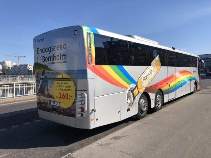 Stockholm - Flygbussarna bus