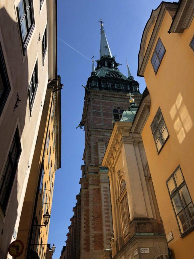 Stockholm - cathedral2