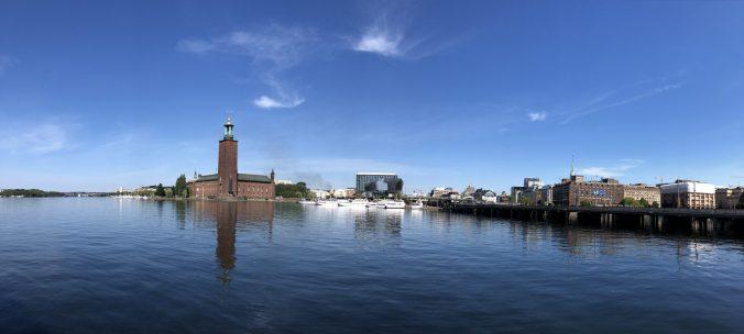 Stockholm - church