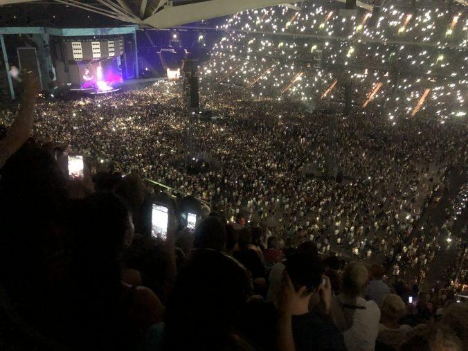 Stockholm - ed sheeran concert