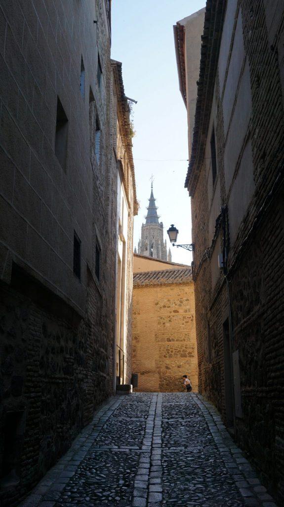 Toledo - streets