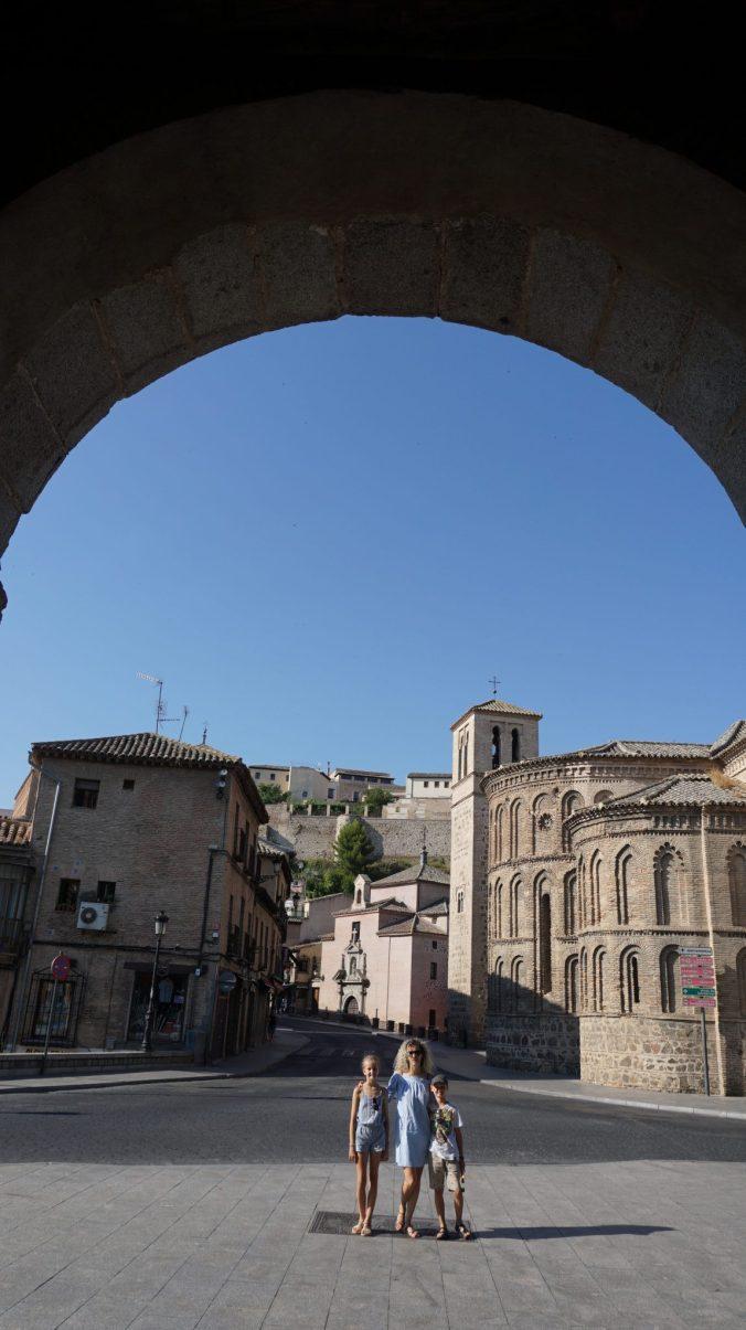 Toledo - walls1