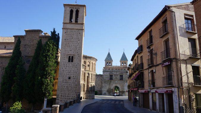 Toledo - walls2