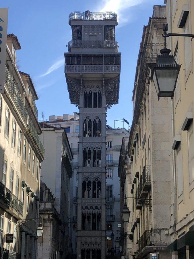 lisabona -elevator