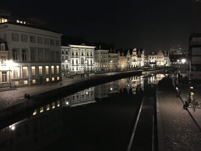 Gent - canals