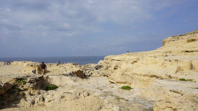 Malta - Gozo dwejra2