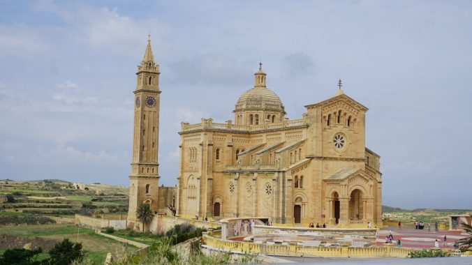 Malta - Gozo ta pinu