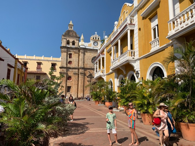 Cartagena -old city1