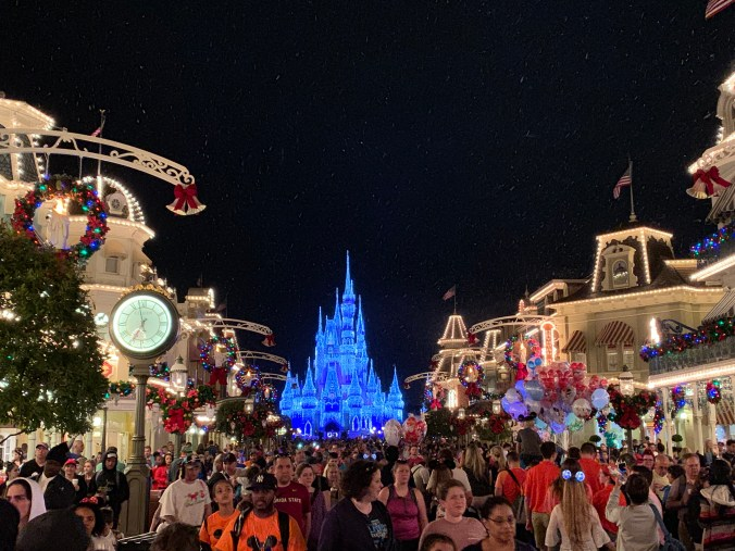 Disneyland Orlando - magic kingdom1
