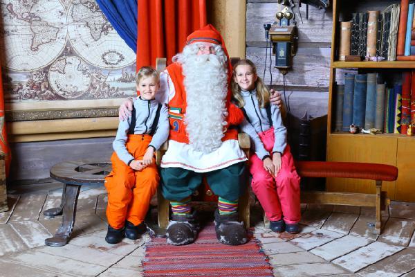 Laponia - santa clause