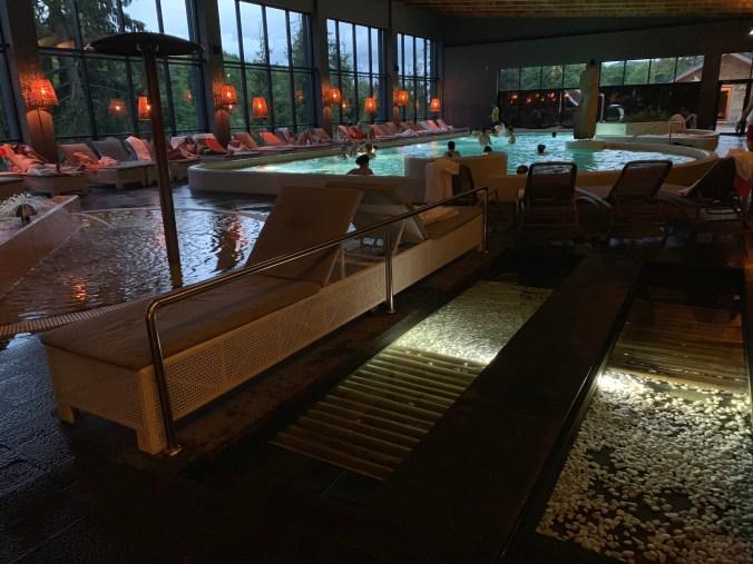 lacul Sf. Ana - piscina