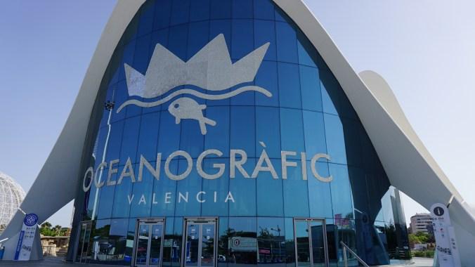 Valencia - oceanografic