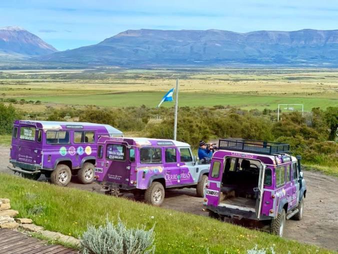 Patagonia - trekking1