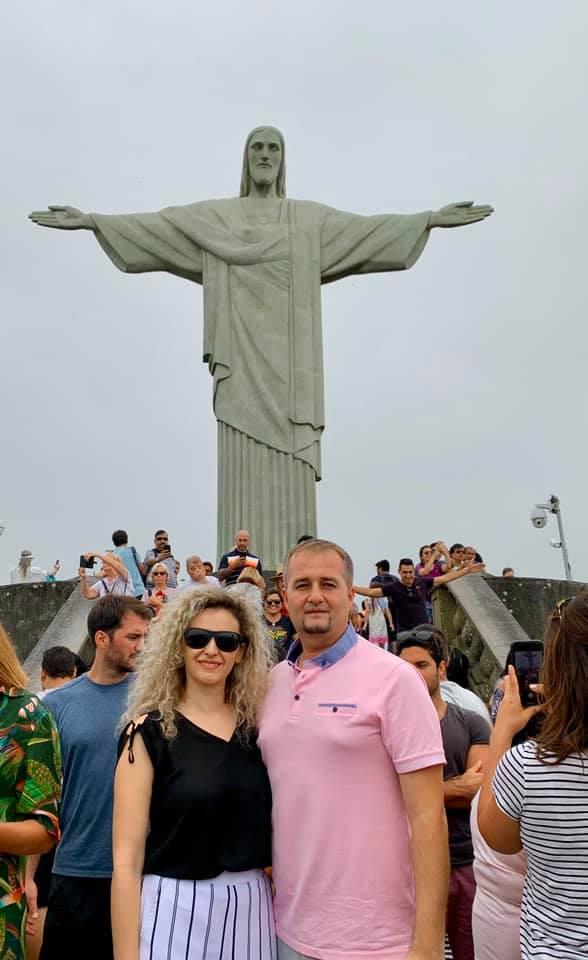 Rio de Janeiro - Jesus statue