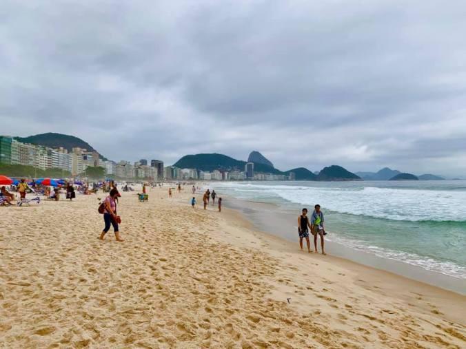 Rio de Janeiro - copacabana beach1