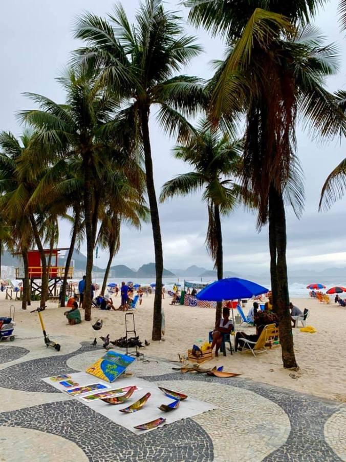 Rio de Janeiro - copacabana beach2